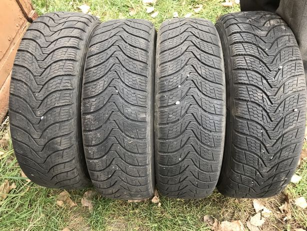 Комплект зимових колес, шини 185/65 r14 Premiorri, диски R14 4х100