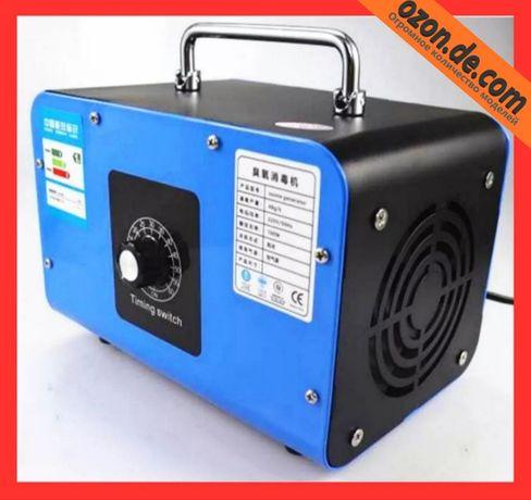 Озонатор ионизатор мощность 48 грамм в час внутри реактор керамика