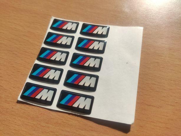 Autocolantes embelezadores BMW Pack M