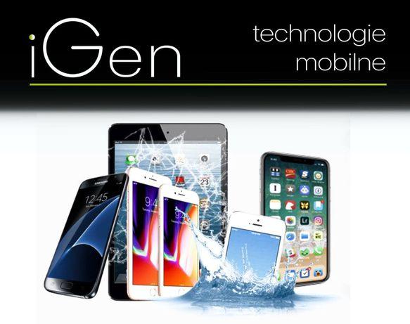 Wymiana szybki Apple IPHONE SE Gwar. iGen Lublin + montaż Gr