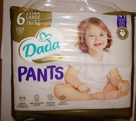 Pieluchomajtki DADA Junior 5 i 6 dwie paczki