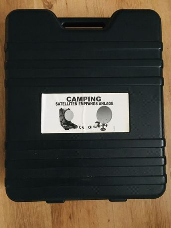 Antena Satelitarna Camping