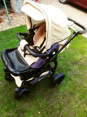 wózek dziecięcy BabySafe Adventure wózek 2w1 głęboko-spacerowy