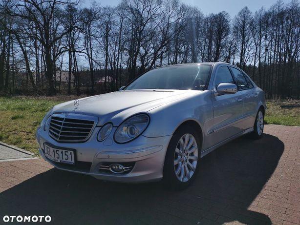 Mercedes-Benz Klasa E Zamienię na działkę, grunt, inne auto z możliwością mojej dopłaty