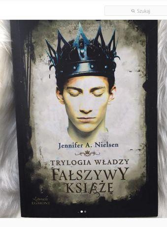 Fałszywy książę - Jennifer A. Nielsen