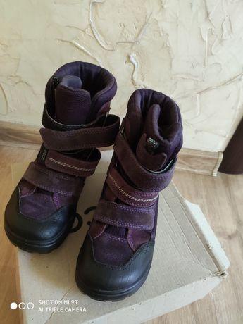 Сапоги,ботинки зимние ecco