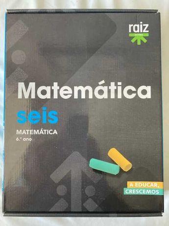 Matemática Seis - Matemática 6º ano - Dossiê do Professor