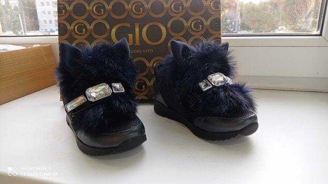 Туфли/ботинки (натуральная кожа)