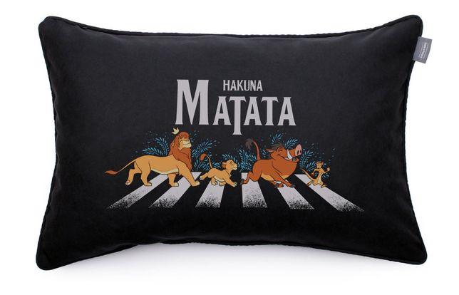 Poduszka jasiek z wypełnieniem Disney postacie Minnie Stich król lew