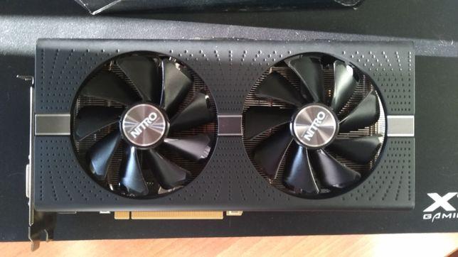 RX 580 Sapphire Nitro+ 8GB BOX