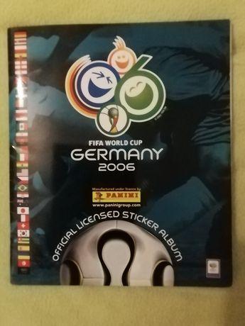 Futebol FIFA world Germany 2006 coleção de