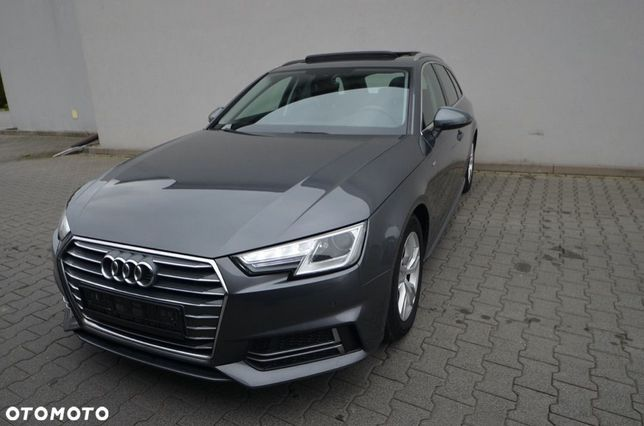 Audi A4 S LINE*PANORAMA*xe*navi*100% bezwypadek*z Niemiec