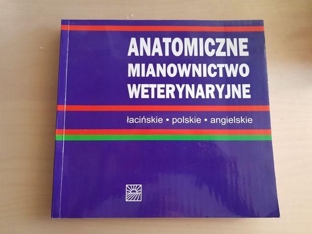 Anatomiczne mianownictwo weterynaryjne