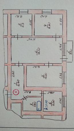 4-х кімнатна Квартира Драбово-Барятинське