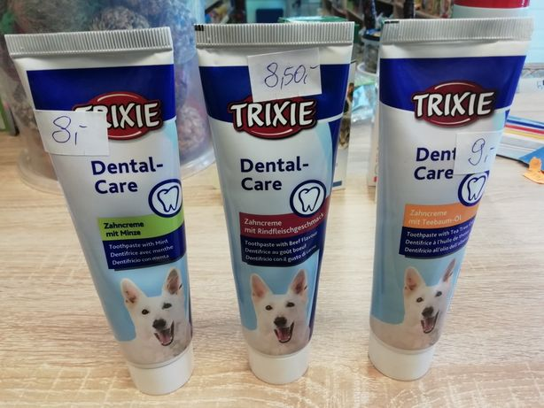 Pasta do zębów dla psów