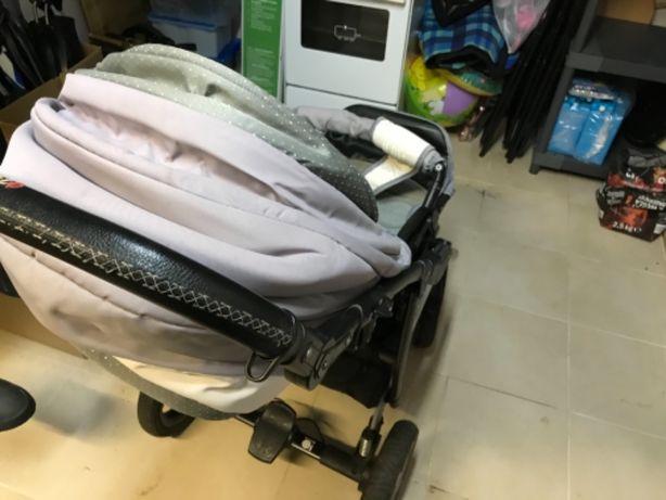 Wózek dziecięcy camarelo 3w1