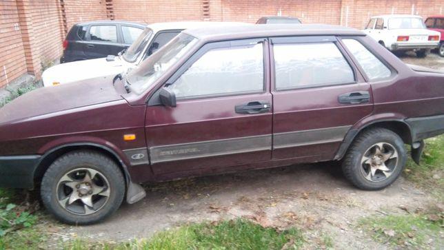 продам ВАЗ 21099 2011г.в.