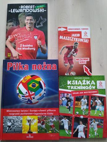 Książki dla małego piłkarza