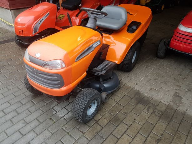 Kosiarka traktorek Husqvarna 14km kohler pompa oleju kosz