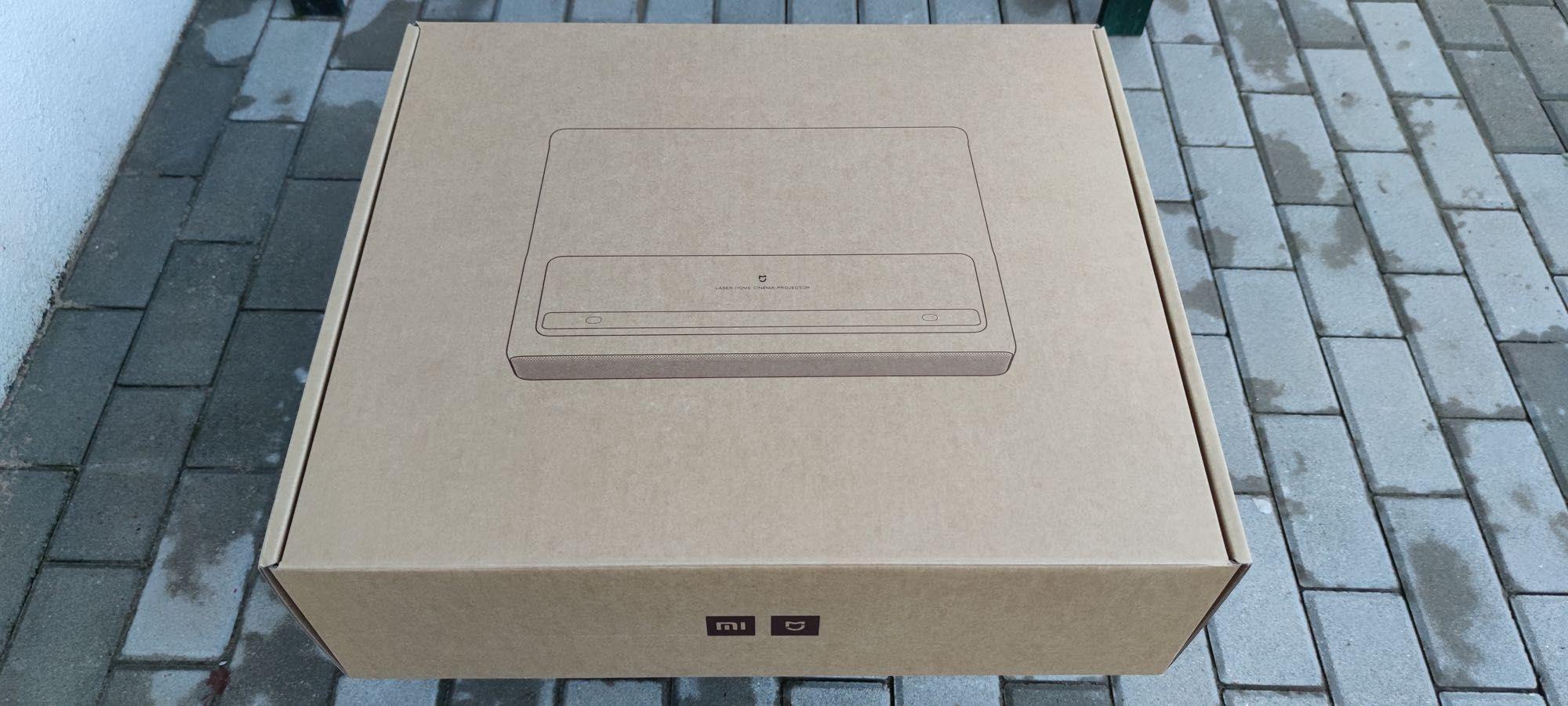 Xiaomi Laser Projector projektor laserowy 150 cali