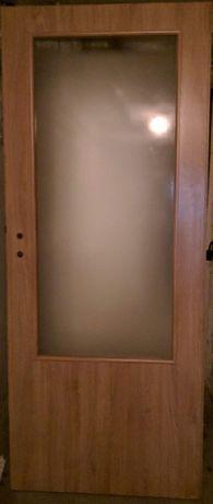 Drzwi wewnętrzne lewe 80