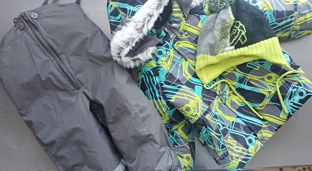 Lenne комплект,куртка,шапка, полукомбинезон,сапоги
