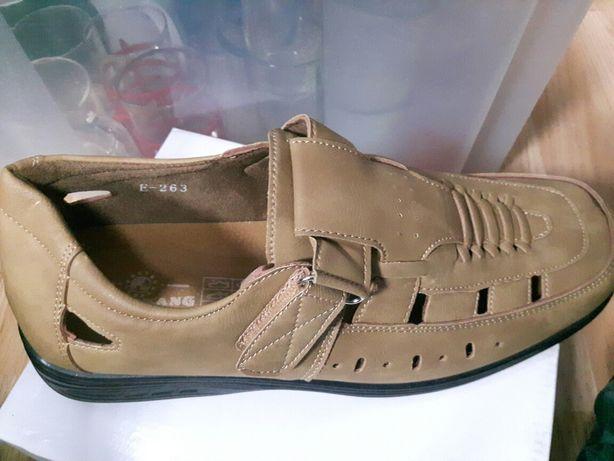 pantofle meskie