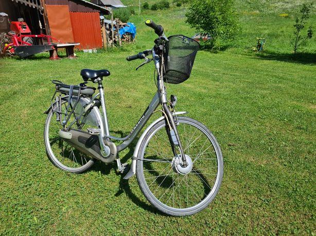 Rower elektryczny gazelle damka e-bike