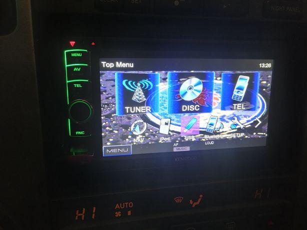 Radio samochodowe din 2 kenwood ddx4021bt nawigacja bt usb cd