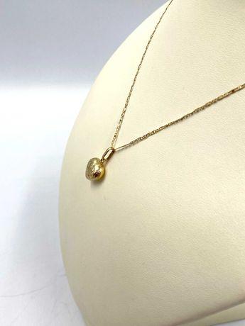 Złoty Łańcuszek Pr. 585 Waga: 2,12 G PLUS LOMBARD