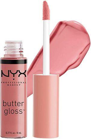 Блиск для губ NYX Professional Makeup Butter Gloss.