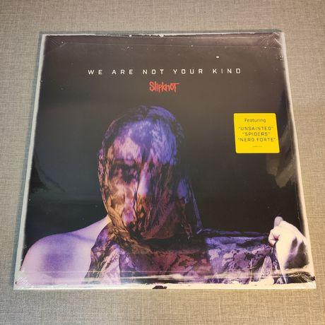 Slipknot : We Are Not Your Kind  LP / Виниловая пластинка / VL / Винил