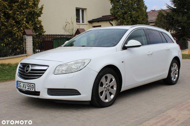 Opel Insignia 2,0CDTI 160KM Sport Tourer OPC Navi Klimatronik Tempomat SERWIS!!