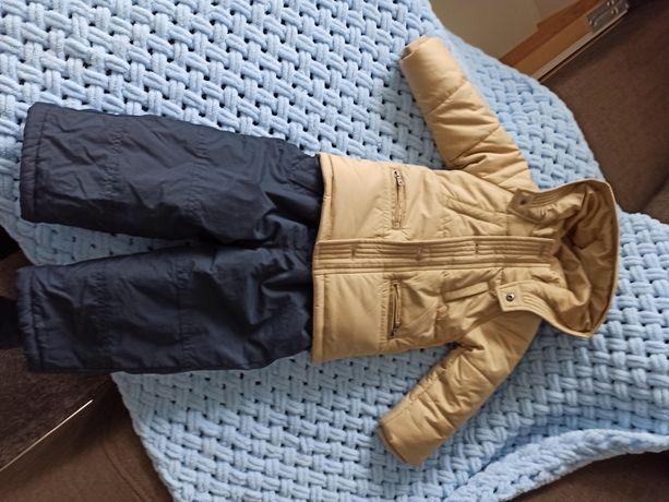 Куртка зима осінь original marines + напівкомбінезон 12-18 місяців