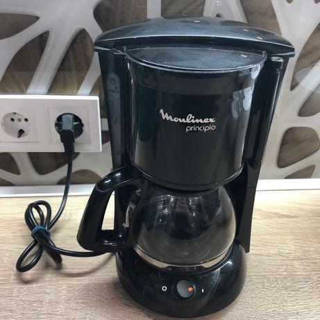 Капельная кофеварка Moulinex + 135 фильтров и кофе!