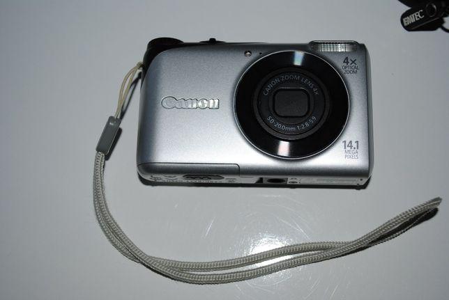 Aparat cyfrowy Canon jak nowy