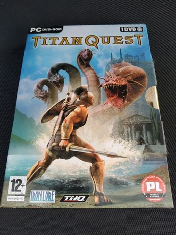 Gra na PC TitanQuest