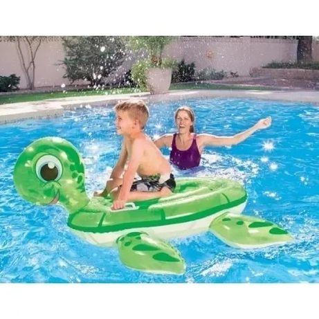 Bestway черепаха и Круги надувные для басейна