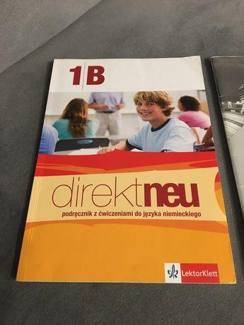 Podrecznik z cwiczeniami jezyk niemecki direkt neu 1b