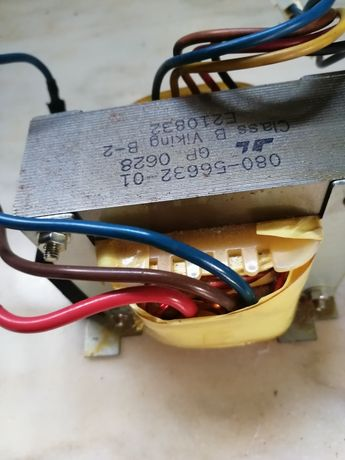 Transformador usado de UPS