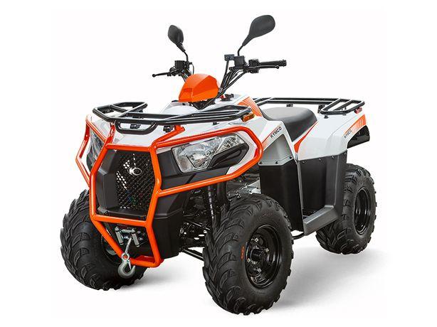Kymco mxu 300 T3b , rok prod 2021