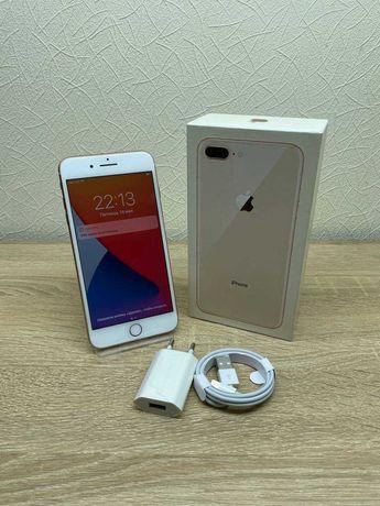 iPhone 8+ Gold 64 gb Неверлок из США БУ Как новый!
