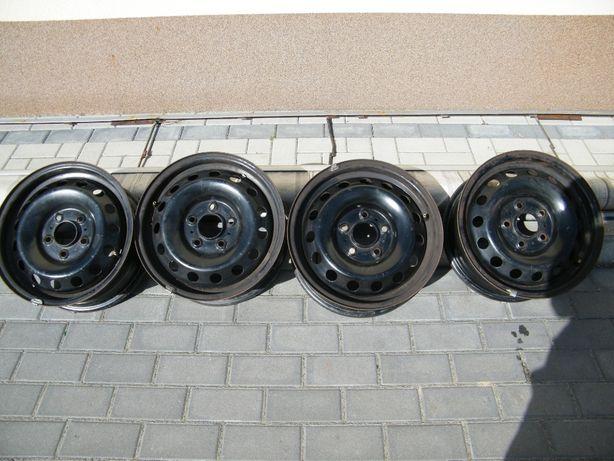 Zestaw felg stalowych Kromag 15 cali 6J ET48 otwór 67,1 Hyundai ix20