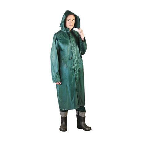 Płaszcz przeciwdeszczowy zielony REIS PPDPU xl