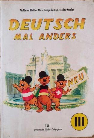 Deutsch mal anders podręcznik 3klasa liceum
