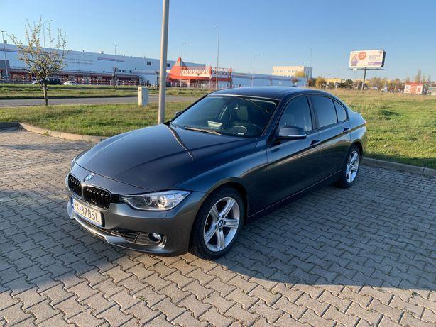 BMW SERIA 3 F30 2.0 184KM 2015r mozliwa zamiana