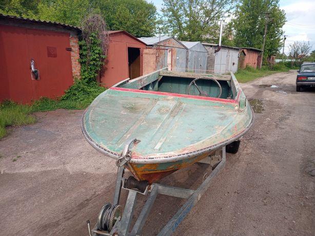 Продам Лодку Крым, човен Крим! НЕ прогресс, Казанка Южанка Днепр