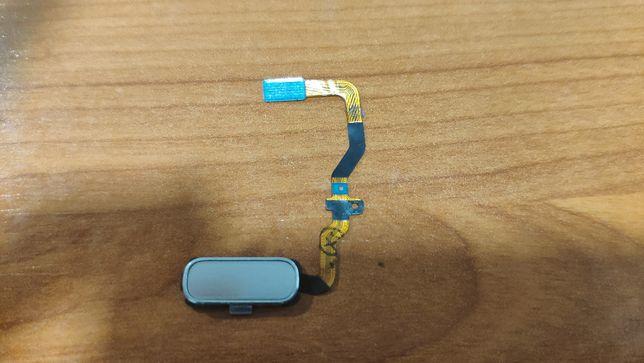 Botão home Samsung Galaxy S7 Silver