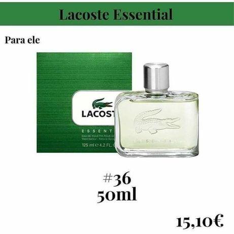 Perfume Lacoste Essential PROMOÇÃO