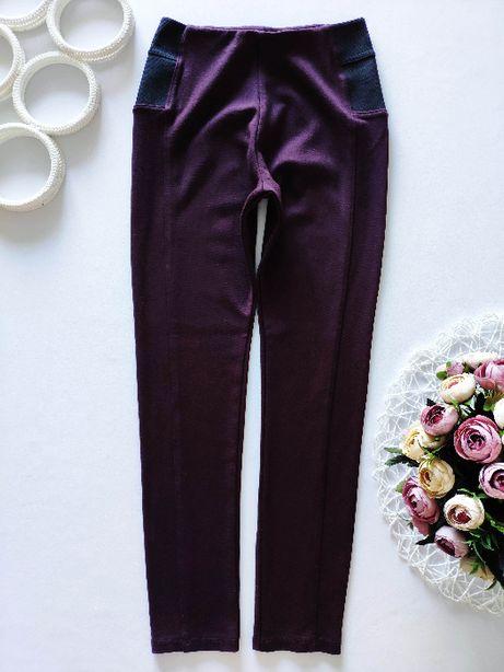 10-11 лет Турция Стрейчевые штаны для девочки штани узкачи лосины